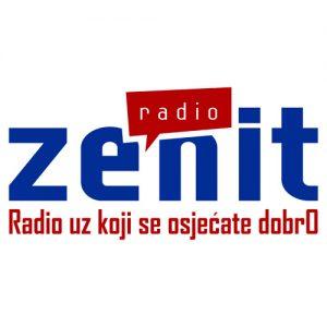 Radio zenit logo - Radio uz koji se osjećate dobro